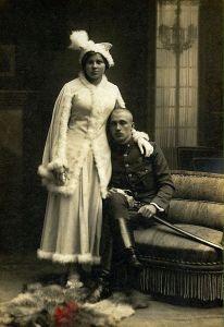 Stefan z żoną